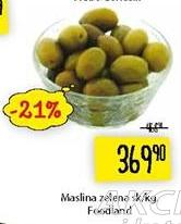 Maslina zelena s/k