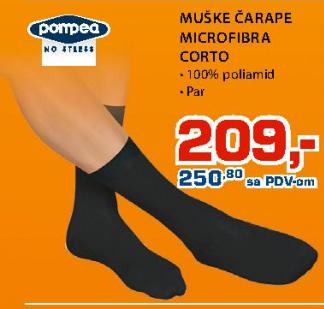 Muške čarape, Pompea