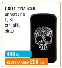 Futrola Skull Oxo