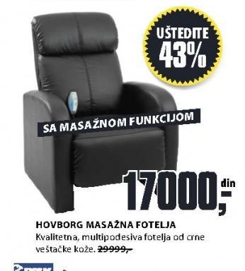 Fotelja Masažna Hovborg