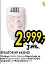 Epilator HP6420/00
