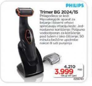 TRIMER BG2024