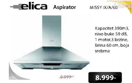 Aspirator Missy Ix/A/60