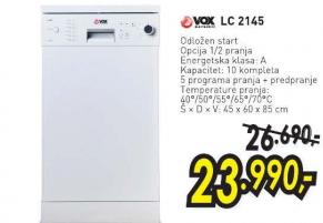 Sudomašina LC2145