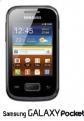 Mobilni telefon S5300 Galaxy Pocket Black