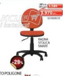 Radna stolica SMART