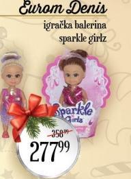 Igračka sparkle girlz