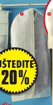Navlaka za odeću, 60x100cm