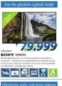 Televizor KDL42W650A