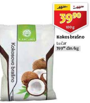 Kokos brašno