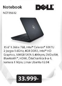 Notebook NOT05612