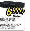 Digitalni risiver Imago DVB-T 120