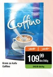 Krem za kafu Coffino