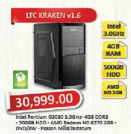 Računar Ltc Kraken v1.6