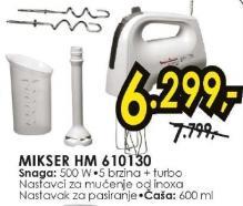 Mikser Hm610130