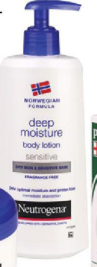 Losion za  telo Deep moisture