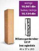 Garderober Milano 1K1P bez ogledala