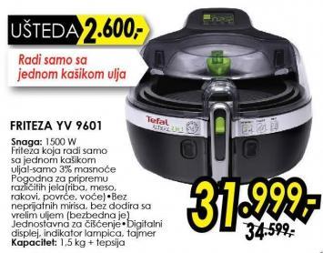 Friteza Yv 9601