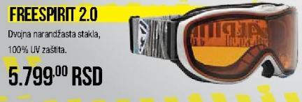 Naočare za skijajnje Freespirit 2,0