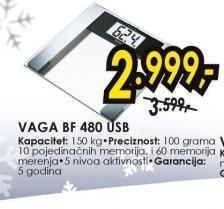 Vaga BF 480 USB