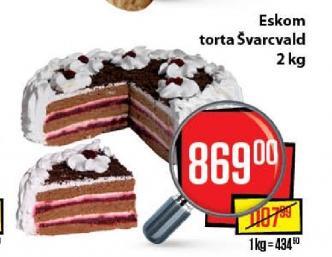 Torta Švarcvald