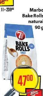 Pečeni snek od hleba natural