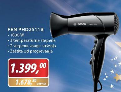 Fen PHD 2511