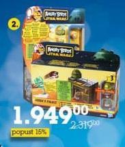 Star Wars Angry Birds pakovanje