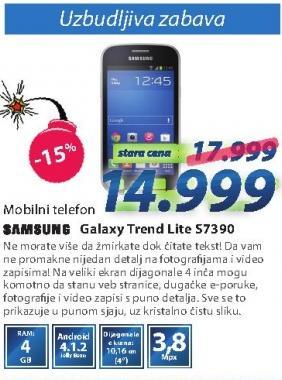 Mobilni telefon Galaxy Trend Lite S7390