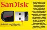 Usb Flash Memorija 8Gb cruzer FIT