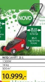 Električna Kosačica MTD Smart 38 E