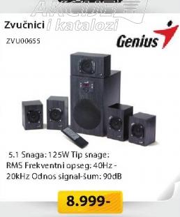Zvučnici ZVU0065S