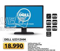 """Monitor LED TFT 23"""" U2312HM"""