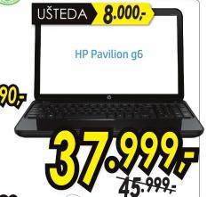 Laptop Pavilion G6-2200SM C5T89EA