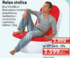 Relax stolica