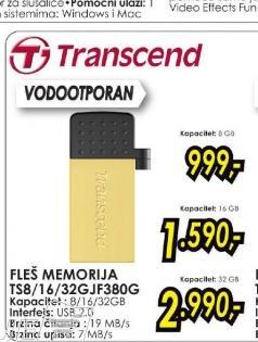 USB flash TS8GJF380G