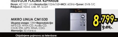 Mikro linija CM1530