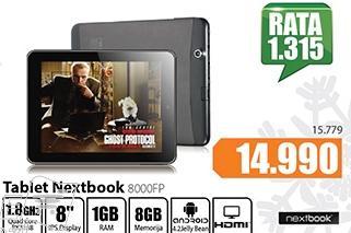 Tablet Nextbook 8000FP
