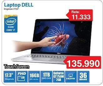 Laptop Inspiron 7737