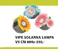 Lampa Solarna VIPE