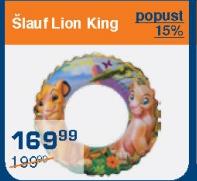 Šlauf Lion King