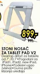 Stoni nosač za tablet Pad V2
