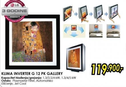 Klima inverter G 12 Pk Gallery