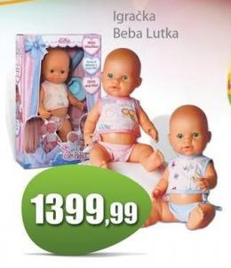Igračka Beba lutka