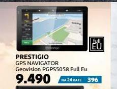Navigator Pgps 5058