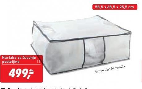Navlaka za čuvanje posteljine
