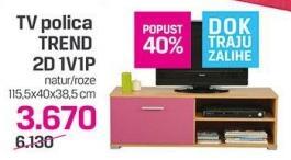 TV Polica Trend 2D 1V1P