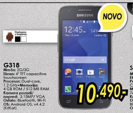 Mobilni telefon  G318