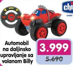 Igračka automobil Billy