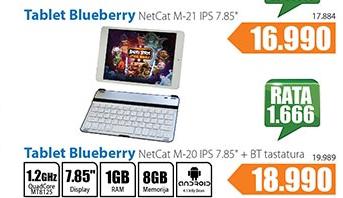 Tablet Netcat M-21 IPS 7,85''